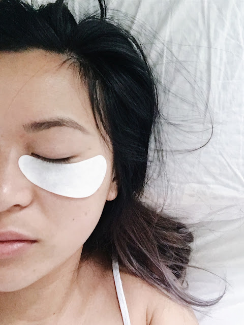 Overnight Oxygen Eye Mask | VIIcode Skin Care Review