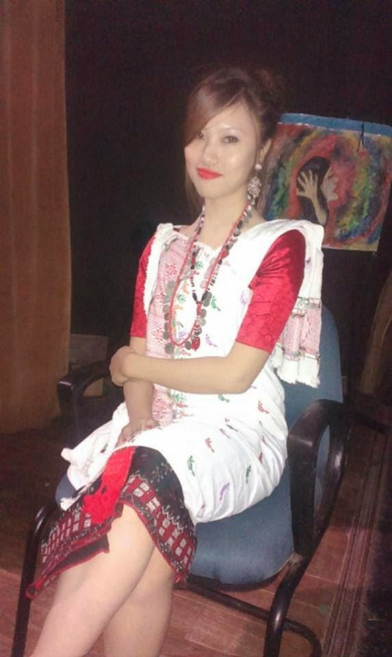 Rongphar hemtun: Karbi traditional attiers, ornaments and accessories
