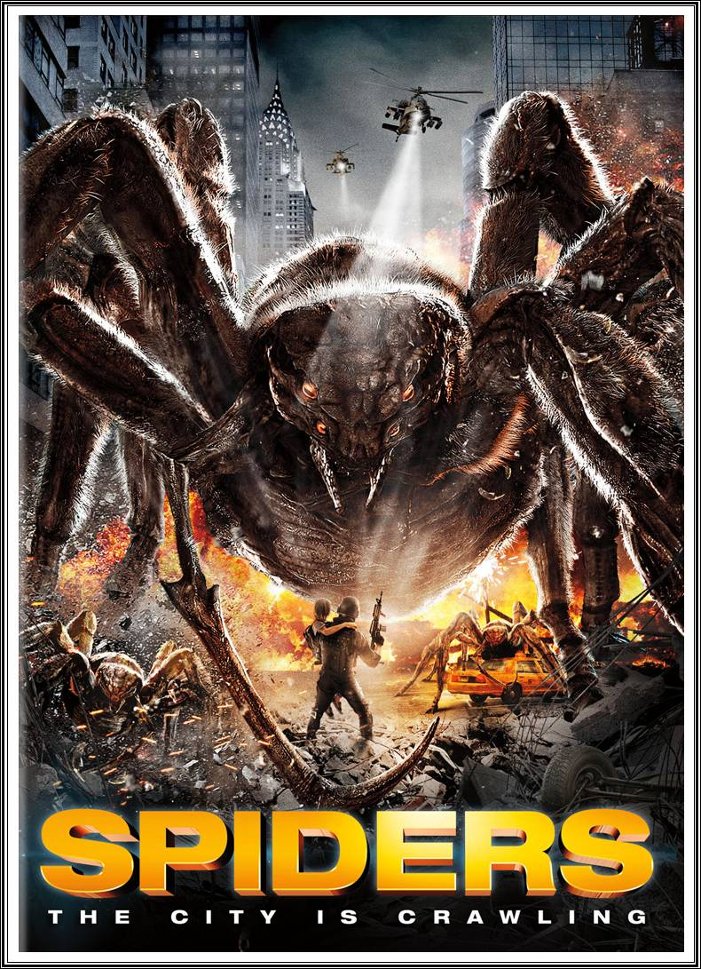 quick horror movie reviews spiders 2013 aka spiders 3d
