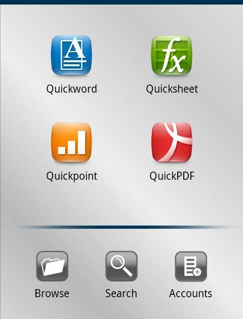 Download quickoffice pro 7 2 1336 android apk for free
