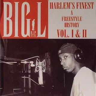 Big L - Harlem's Finest (A Freestyle History Vol. I & II) (2003) FLAC