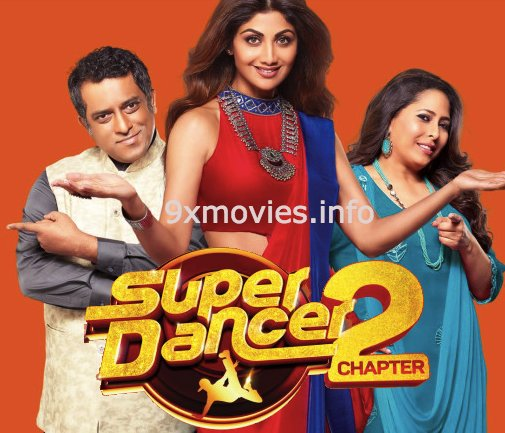 Super Dancer Chapter 2 – 19 November 2017 HDTV 480p 250MB