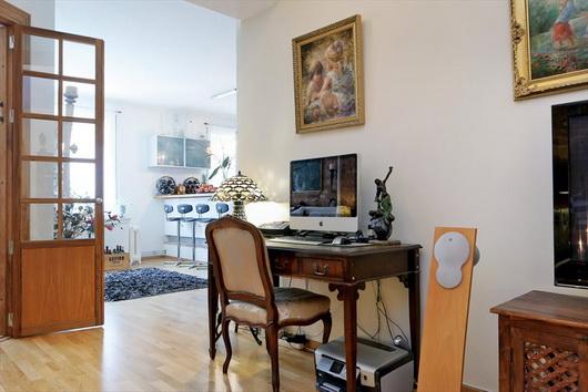 Un rinc n de estudio en casa ideas para decorar dise ar for Arredare un soggiorno classico