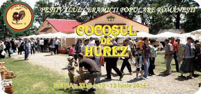Cocosul de Hurez 10 - 12 Iunie 2016