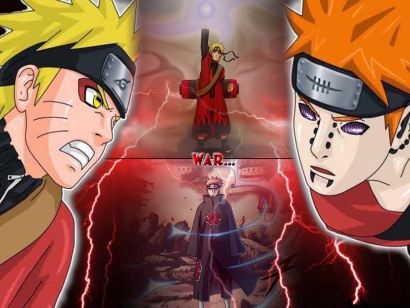 ninja konoha yang terbunuh saat naruto vs pain