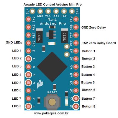 Arduino Mini Pro