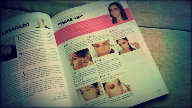 Colaboración Shopper Magazine Otoño'13 !