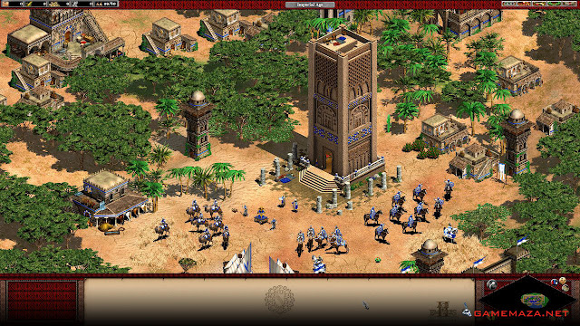 Age of Empires II The African Kingdoms Gameplay Screenshot 4