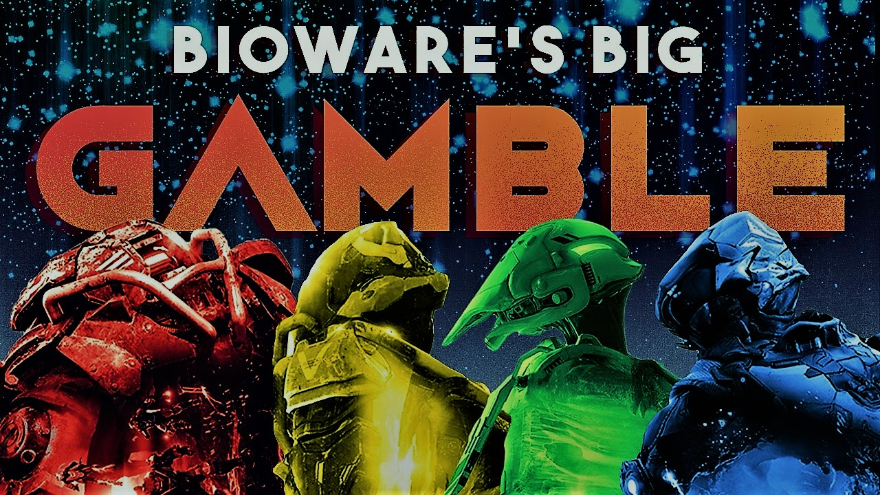 """Anthem releases on Feb. 22 in PC, PS4, and Xbox One. BioWare's Big Gamble With Anthem's impending release on Xbox One, PS4, and PC, we explore the pitfalls of the """"games-as-service"""" genre and the risks of BioWare's new loot shooter. Mike Mahardy, games-as-service, The Division 2 , BioWare, the modern video game landscape, PC, PS4, and Xbox One, trending information, news, features, and videos, BioWare's loot shooter."""