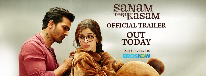Bollywood movie Sanam Teri Kasam Box Office Collection wiki, Koimoi, Sanam Teri Kasam cost, profits & Box office verdict Hit or Flop, latest update Budget, income, Profit, loss on MT WIKI, Bollywood Hungama, box office india