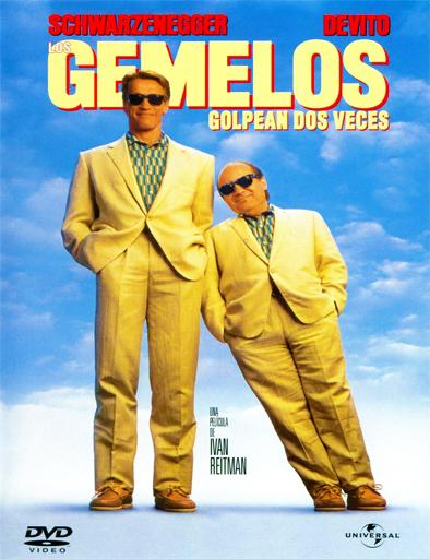 Ver Gemelos (Twins) (1988) Online
