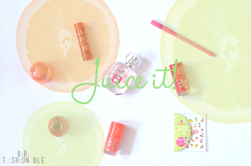 essence Juice it! Jelly Titelbild