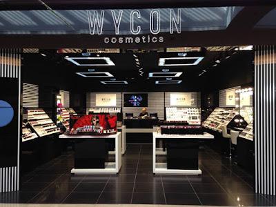 Wycon cosmetics negozio