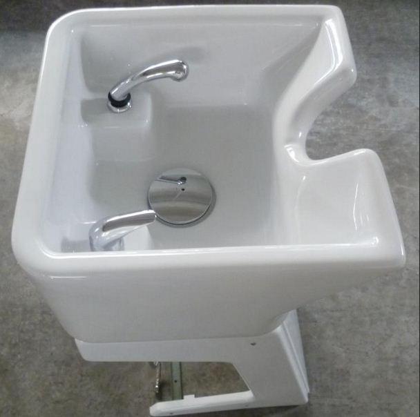 Friseur Waschbecken Gebraucht