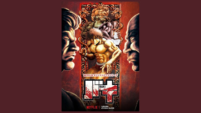 baki second season new teaser visual yujiro and kaku kaiou