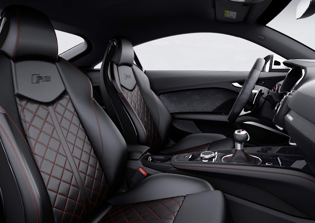 Audi TT-RS 2018 - Brasil - Preço