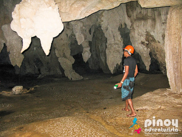 Sohoton Natural Bridge National Park in Basey Samar