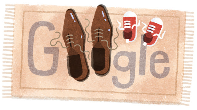 Father's Day 2016 (Estonia, Finland, Sweden, Norway): Google Doodle