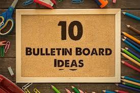 School Principal Office Bulletin Boards Decoration ideas ...