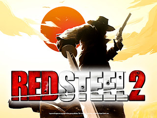 Red Steel 2 Title Cover HD Game Wallpaper
