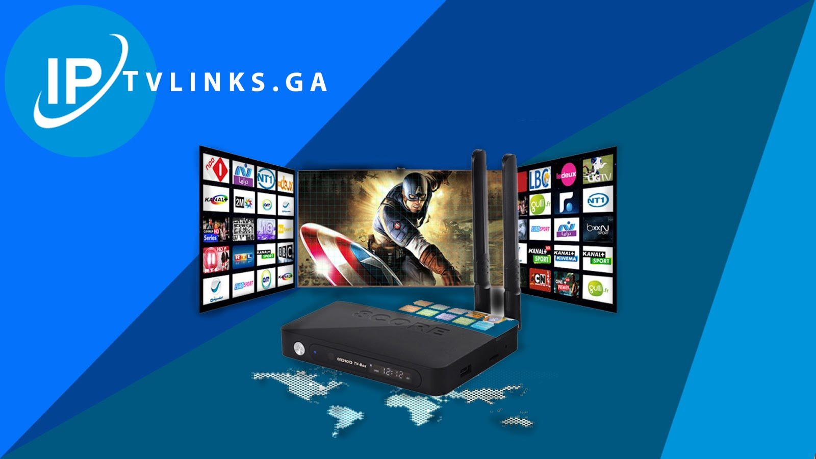 watch free iptv live tv on your pc