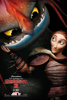 how to train your dragon 2 movie poster 2014