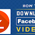 How Do You Download A Video to Facebook 2019 |  Download Facebook Videos