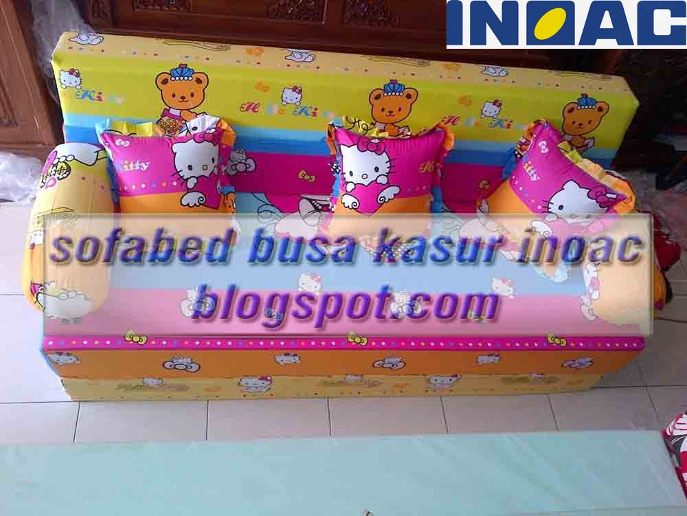 Sofa Bed Minimalis Cantik