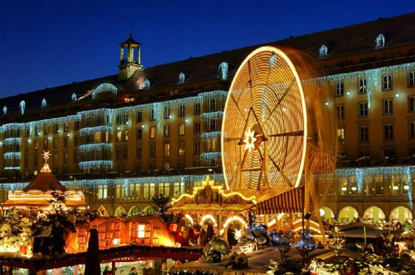 4-Day Berlin and Dresden Christmas Vacation Package