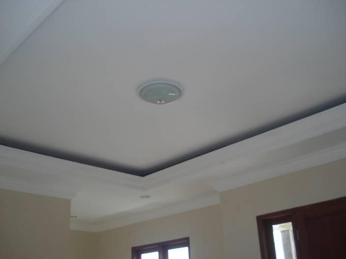contoh rangka atap baja ringan minimalis pemasangan gypsum,sistem gypsum: oktober 2012