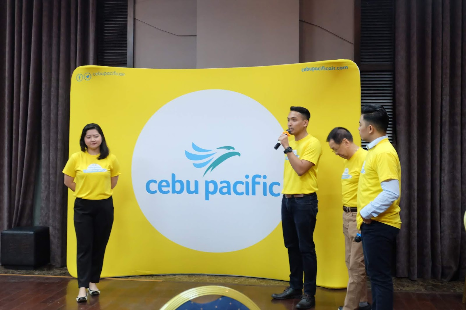 Cebu Pacific Biggest and Grandest Seat Sale on March 2019