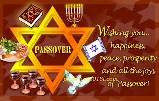 Passover SMS 2018