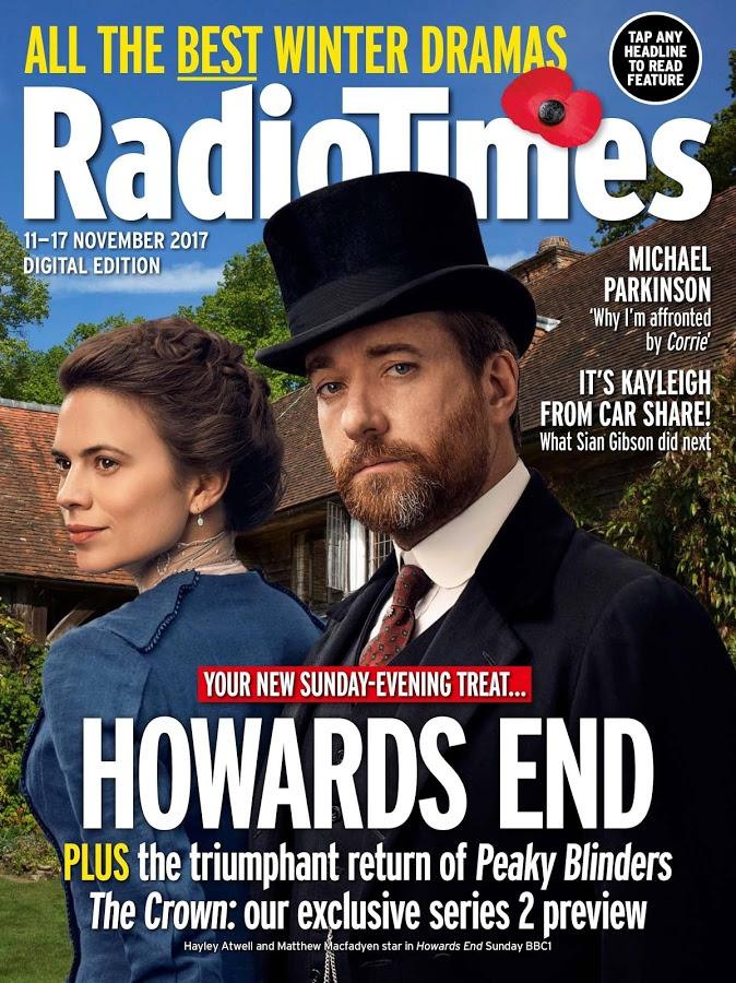 Howards End 2017: Season 1 - Full (1/4)