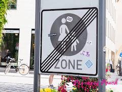慕尼黑交通標誌