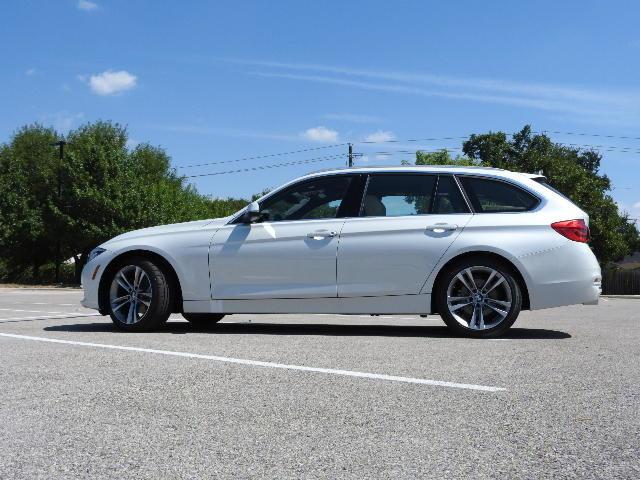 2016 BMW 328d xDrive Sports Wagon Owners Manual