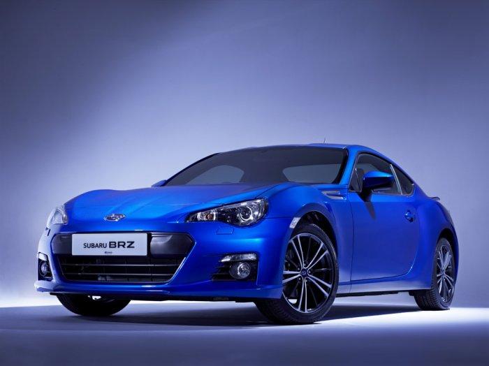 RWD Subaru BRZ coupe