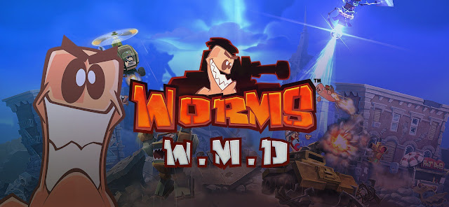 Worms W.M.D Incl All Stars Pack DLC v2.4.0.7-GOG