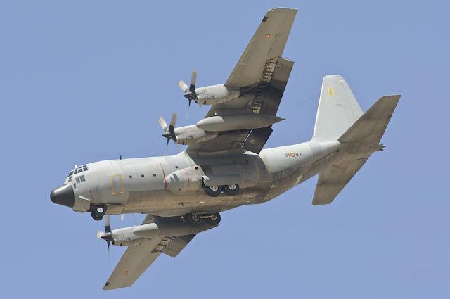 Primera misión transoceánica asignada por el Mando de Transporte Aéreo Europeo