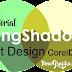 Cara Mudah Membuat Long Shadow di CorelDraw