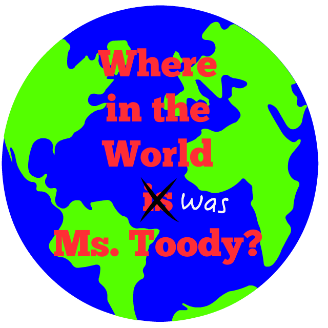 Where In The World Is Ms. Toody? | Ms. Toody Goo Shoes