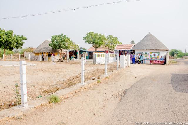 Gandhi Nu Gam village, Kutch