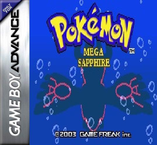 Gbahackrom.us: Pokemon Mega Sapphire