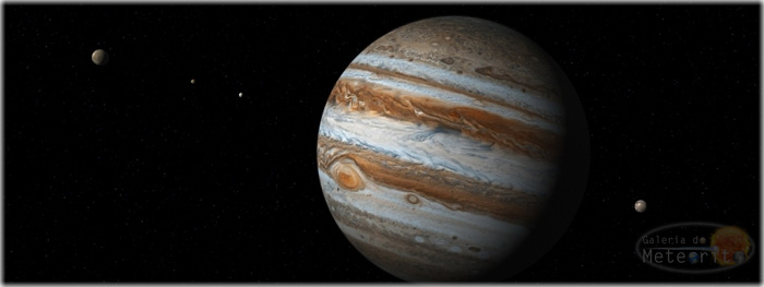 eclipse das luas de Júpiter - como observar