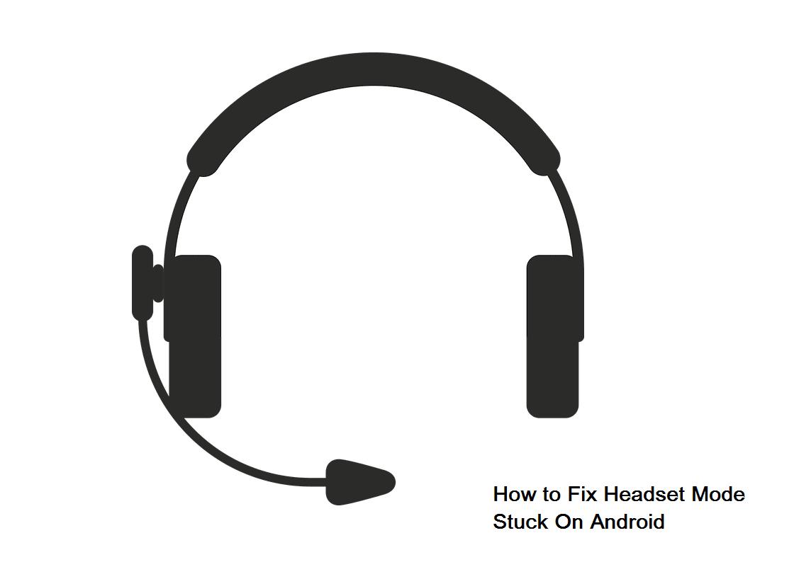 Mengatasi simbol headset tetap tersambung
