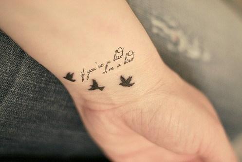 dvrg names on wrist tattoos. Black Bedroom Furniture Sets. Home Design Ideas