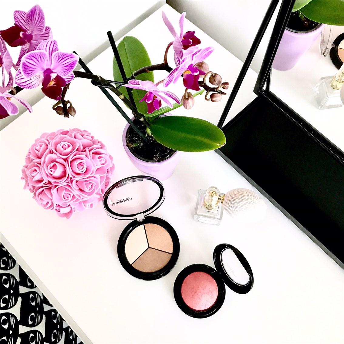 Zdjęcie przedstawiające kosmetyki Deborah Milano