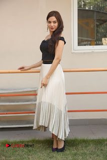 Telugu Actress Tanya Hope Stills at Appatlo Okadundevadu Audio Launch  0288.JPG