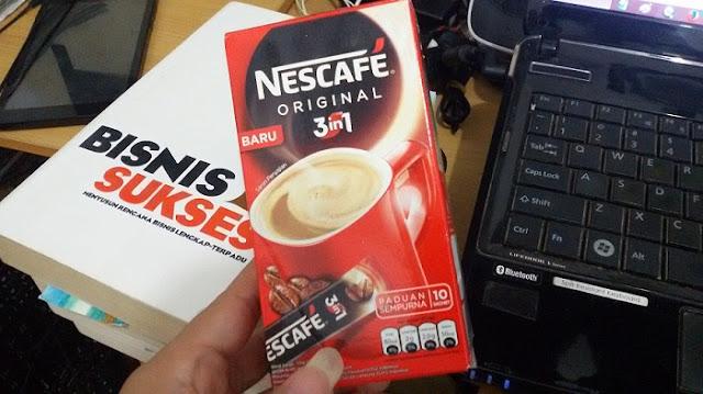 Nescafe Original 3in1