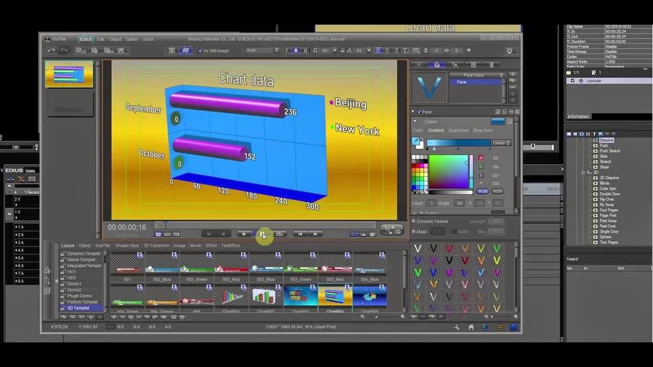 video editing software pc windows 7