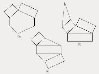 Jaring-jaring prisma segitiga